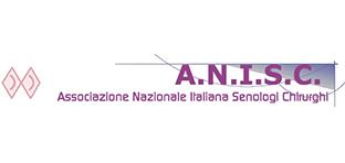 Logo ANISC - Associazione Nazione Italiana Senologi Chirurghi